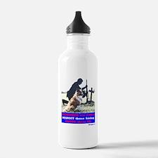 Remember our Fallen -- Water Bottle