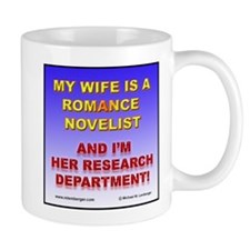 Support Your Wife Small Mug