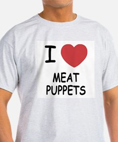 I heart meat puppets T-Shirt