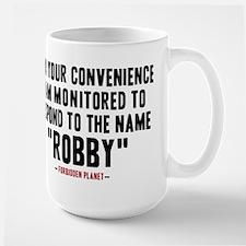 Forbidden Planet Mug