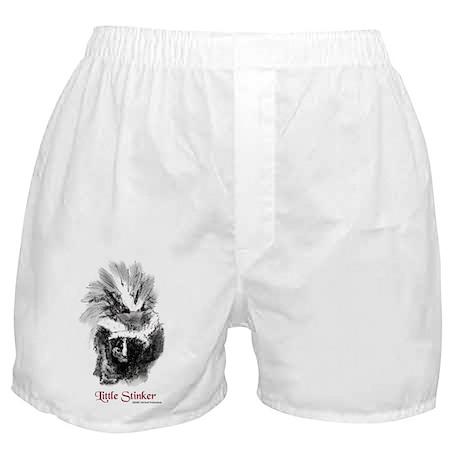 Skunk Little Stinker Boxer Shorts