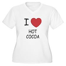 I heart hot cocoa T-Shirt