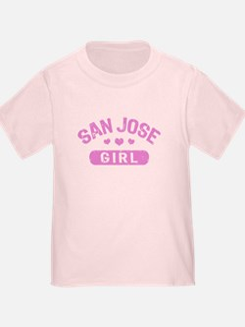 San Jose Girl T