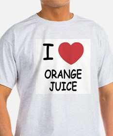 I heart orange juice T-Shirt