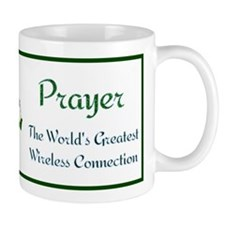 Prayer - World's Greatest Wir Mug