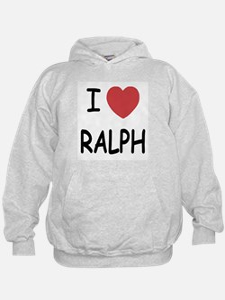 I heart ralph Hoodie