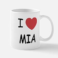 I heart mia Mug