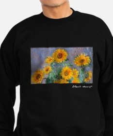 Bouquet of Sunflowers, Monet, Sweatshirt