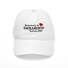 Sacramento Baseball Cap