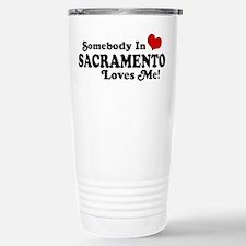 Sacramento Travel Mug