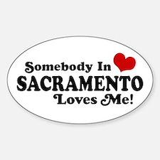 Sacramento Decal