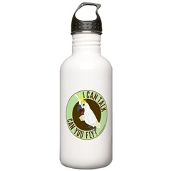ICT,CYF Sulfur Crested Cockat Water Bottle