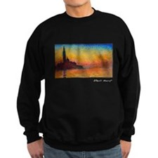 San Giorgio Maggiore, Monet, Sweatshirt