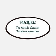 Prayer - World's Greatest Wir Patches