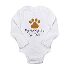 Vet Tech baby clothes and gifts Body Suit