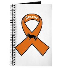Cavalier Rescue Ribbon Journal