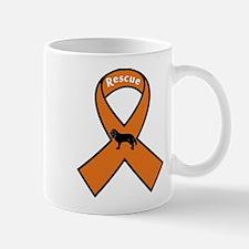 Cavalier Rescue Ribbon Mug