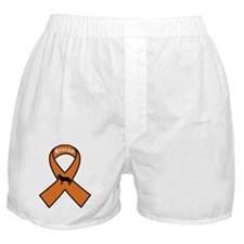 Cavalier Rescue Ribbon Boxer Shorts