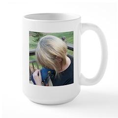 Cyrus and Pam Mug