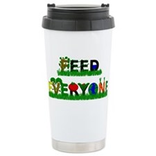 Feed Everyone Travel Mug