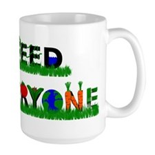 Feed Everyone Mug