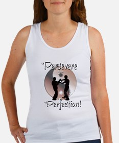 Persevere for Perfection! Women's Tank Top