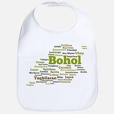 Bohol Geographic Word Cloud Bib