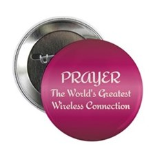 "Prayer - World's Greatest Wir 2.25"" Button"
