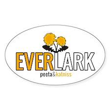 Everlark - Peeta and Katniss Decal