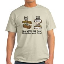 ROMPMOR Neighborhood Meth Custom T-Shirt