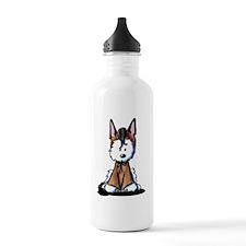 Donkey Westie Dog Water Bottle