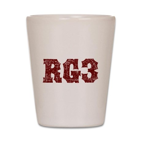 RG3 Shot Glass