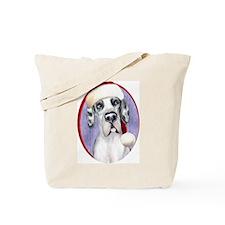 Santa Dane Harle UC Tote Bag