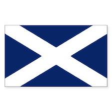 Scottish Flag Auto Decal / Decal