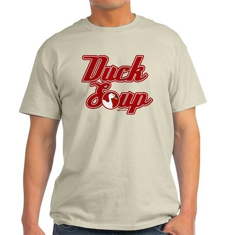 Duck Soup Ash Grey T-Shirt
