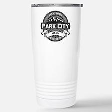 Park City Grey Travel Mug