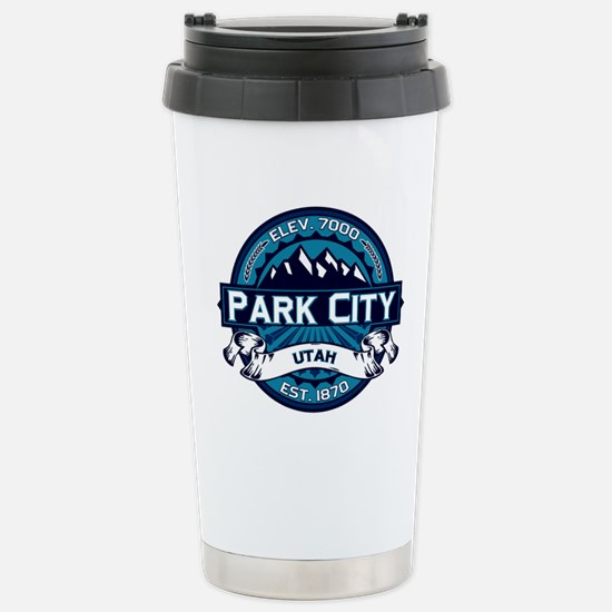 Park City Ice Stainless Steel Travel Mug