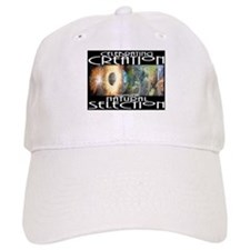 by Natural Selection Baseball Baseball Cap