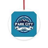 Park city 2c utah Ornaments