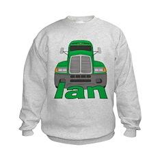 Trucker Ian Sweatshirt