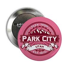 "Park City Honeysuckle 2.25"" Button"