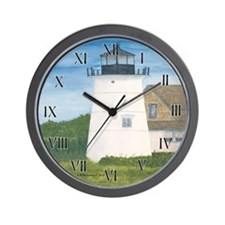 Country Light Wall Clock