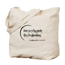 Breaking Dawn 2 Forever Tote Bag