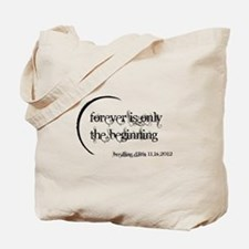 Breaking Dawn 2 Forever Tote Bag