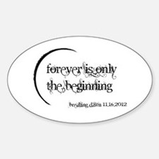 Breaking Dawn 2 Forever Decal
