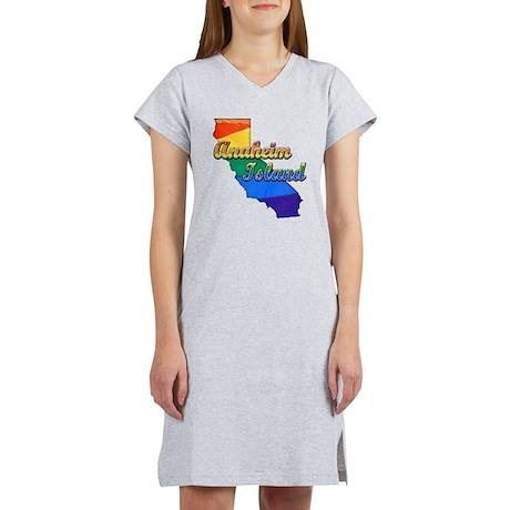 Anaheim Island, California. Gay Pride Women's Nigh
