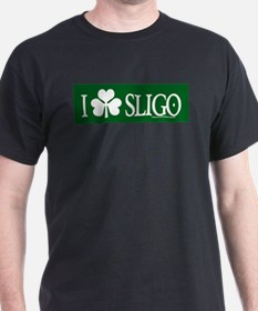 Sligo Black T-Shirt