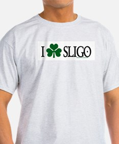 Sligo Ash Grey T-Shirt