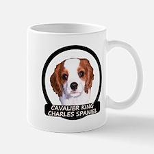 Cavalier Puppy Mug