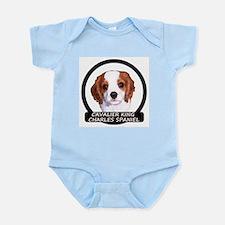 Cavalier Puppy Infant Bodysuit
